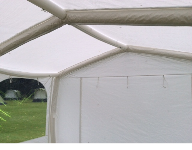 Sunncamp Airvolution Inflatable Party Tent 4x6m