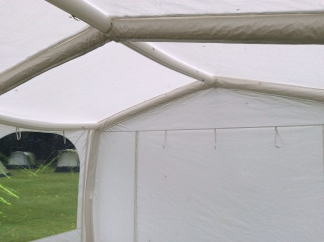 Sunncamp Airvolution Inflatable Party Tent 3x8m