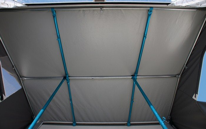 Isabella Universal 360 Coal Porch Awning 2015