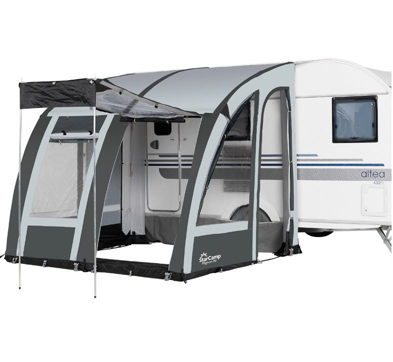 Dorema Magnum Air Weatherex 260 Porch Awning 2016