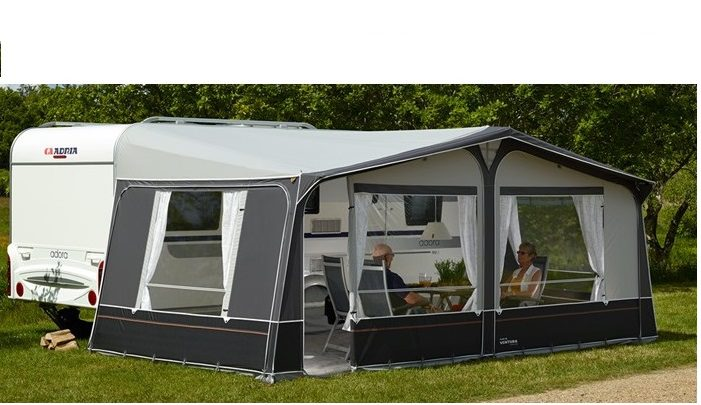 Ventura New Pacific 300 Caravan Awning 2016 - 174209250