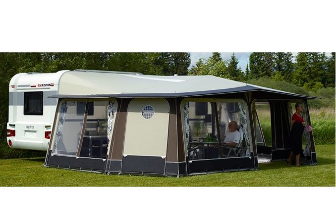 Isabella Ventura Awnings Norwich Camping