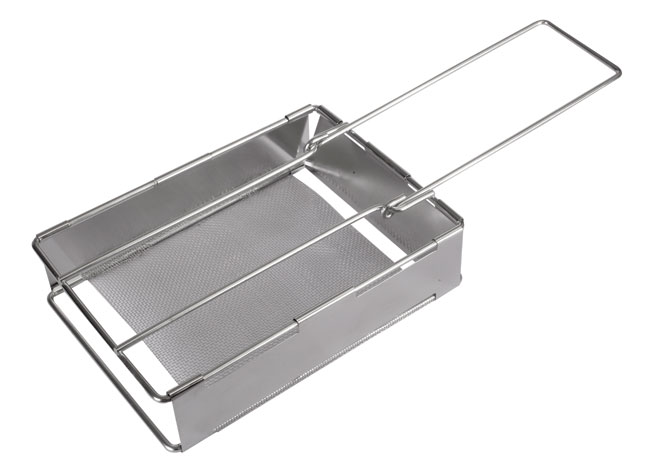 Kampa Crust Stainless Steel Toaster - CW0052