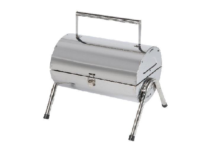 Tepro Billings Stainless Steel Mini Folding BBQ