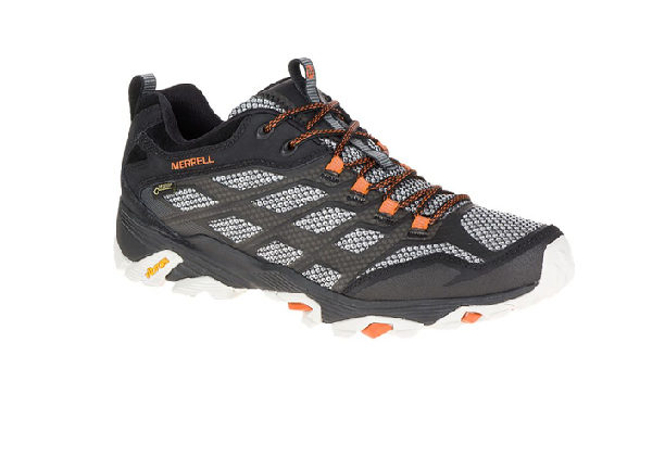 Merrell Men's Moab FST GTX - Black