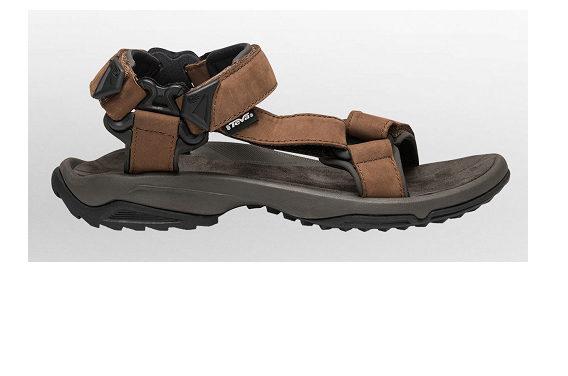 Teva Men's Terra F1 Lite Leather Sandal