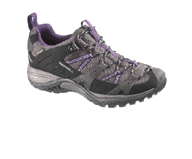 Merrell Women's Siren Sport Shoes - Black/Plum
