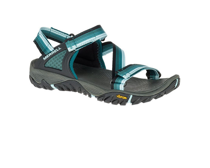 Merrell Women's All Out Blaze Web Sandals