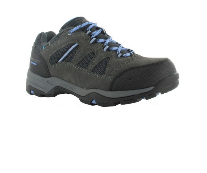 Hi-Tec Bandera II Low WP Women's Shoe - Charcoal/Graphite