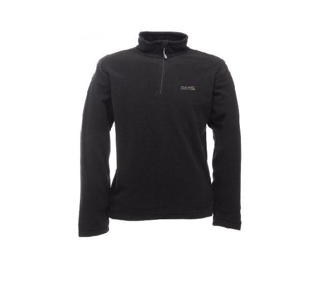Regatta Men's Thompson Fleece - Black
