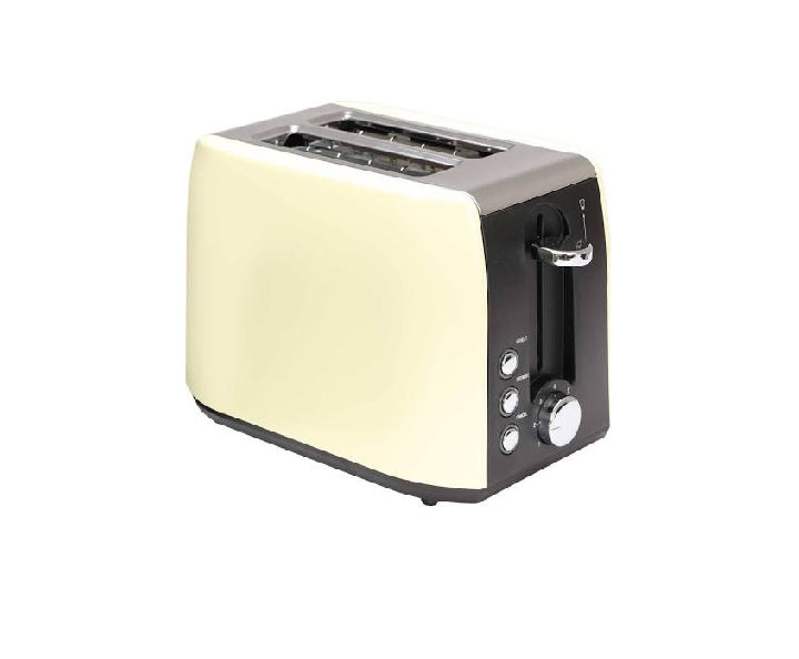 Quest 2 Slice Toaster - Cream