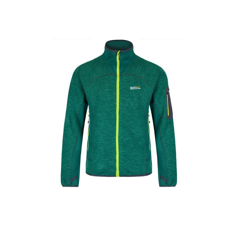 Regatta Men's Collumbus III Fleece - Hunter Green