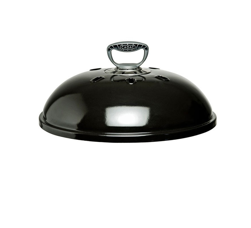 Cadac Grillogas BBQ / Paella Pan with Dome Combo