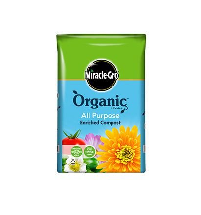 Miracle-Gro Organic Choice All Purpose Enriched Compost