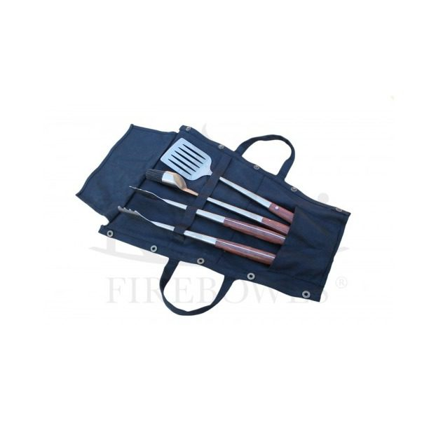 Kadai Set of 3 Utensils