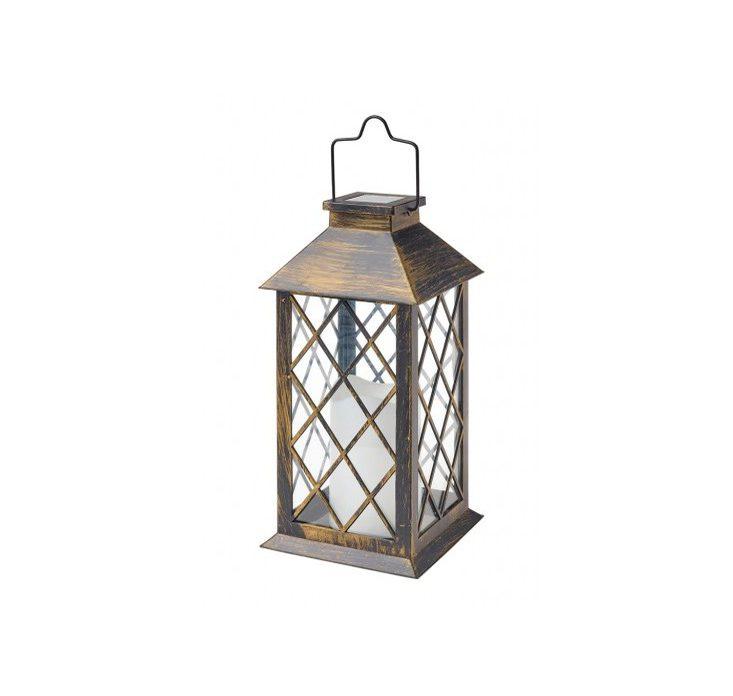 Gardman Traditional Candle Lantern - Large