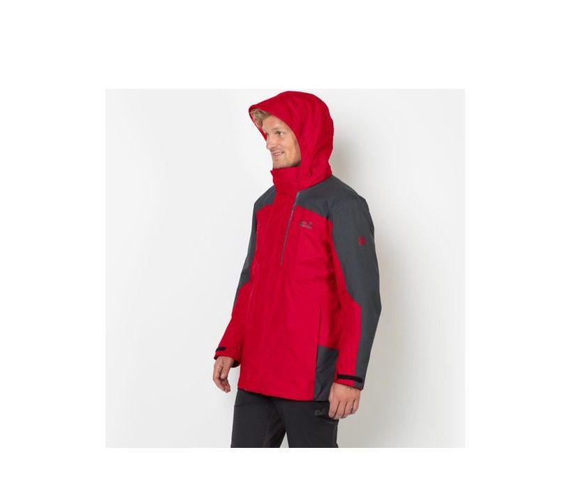 Jack Wolfskin Viking Sky Mens - Ruby Red