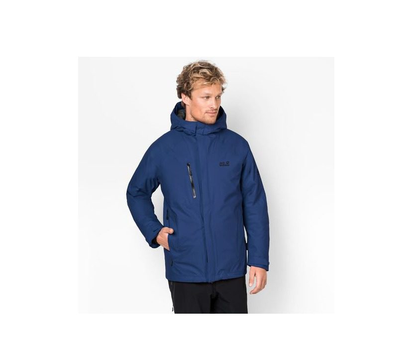 Jack Wolfskin Troposhere Mens - Royal Blue