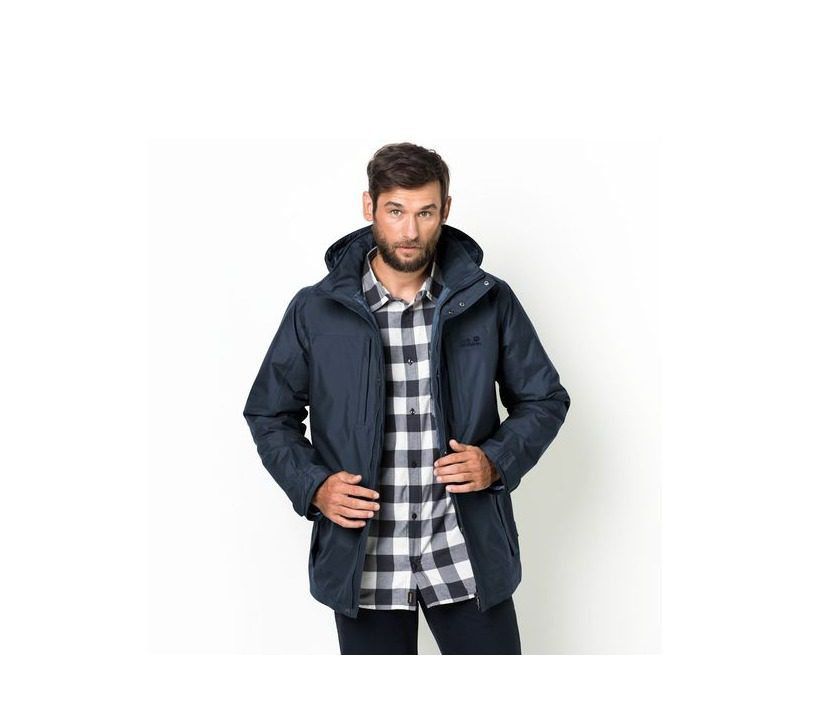 Jack Wolfskin Westpoint Island Mens - Night Blue