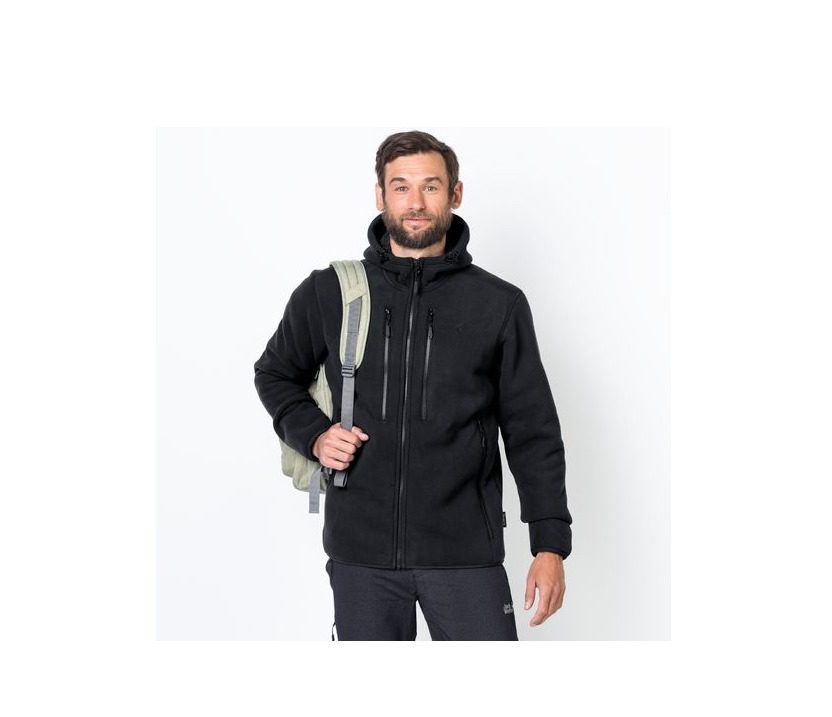 Jack Wolfskin Westford Mens - Black