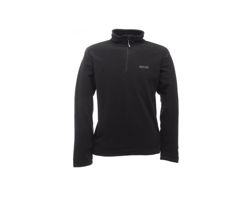 Regatta Men's Thompson Fleece - Black