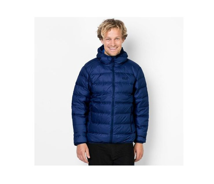 Jack Wolfskin Helium Mens Jacket - Royal Blue