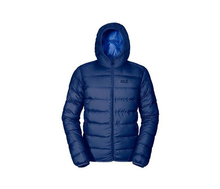 Jack Wolfskin Helium Mens Jacket - Royal Blue