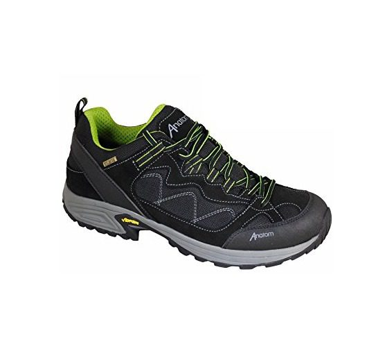 Anatom S1 Skye Trail Shoe - Black / Green