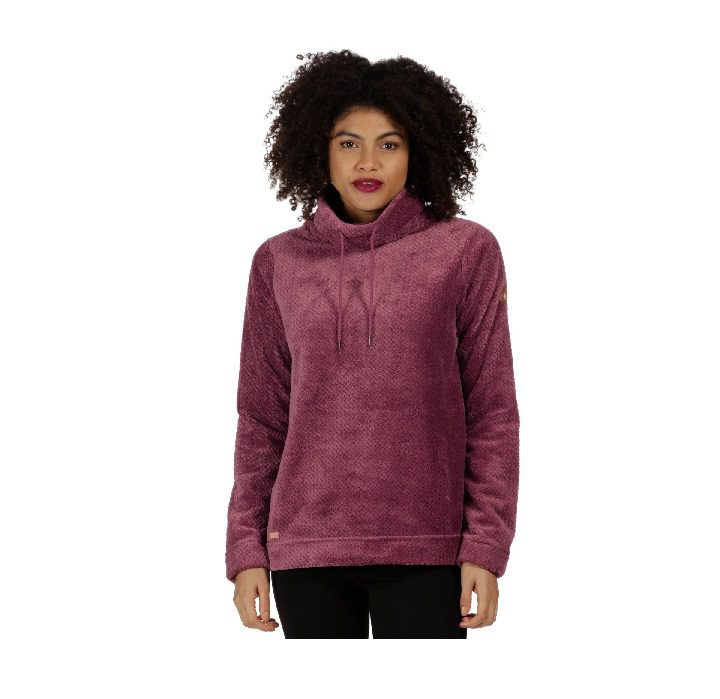 Regatta Womens Hermina Fleece - Rose Blush