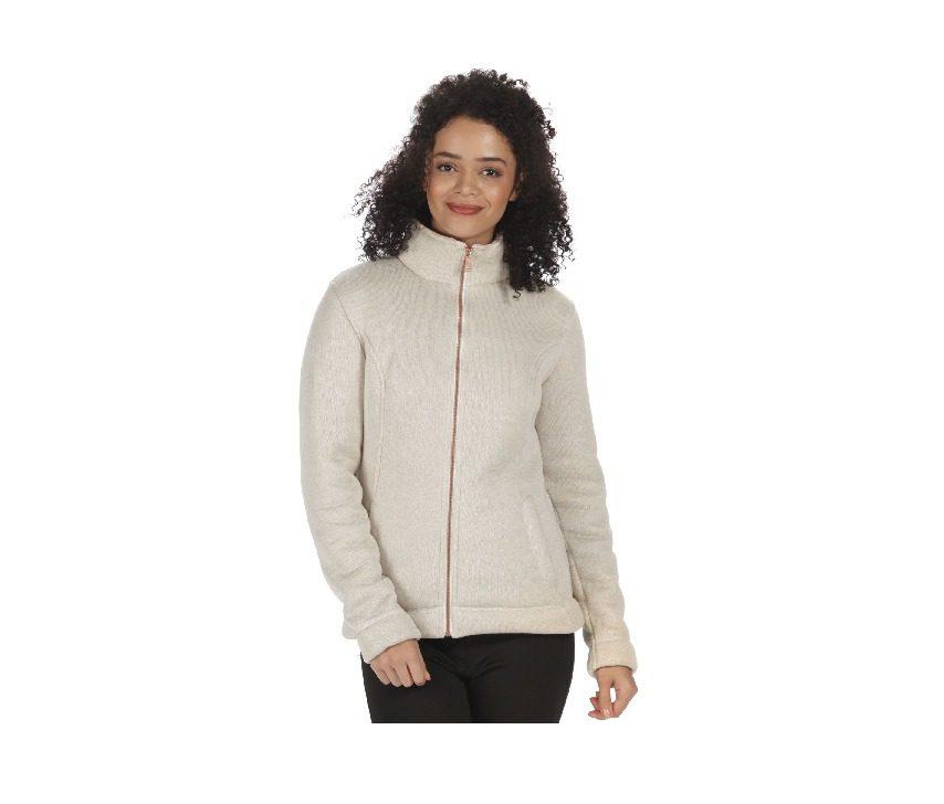 Regatta Womens Raneisha Fleece - Light Vanilla