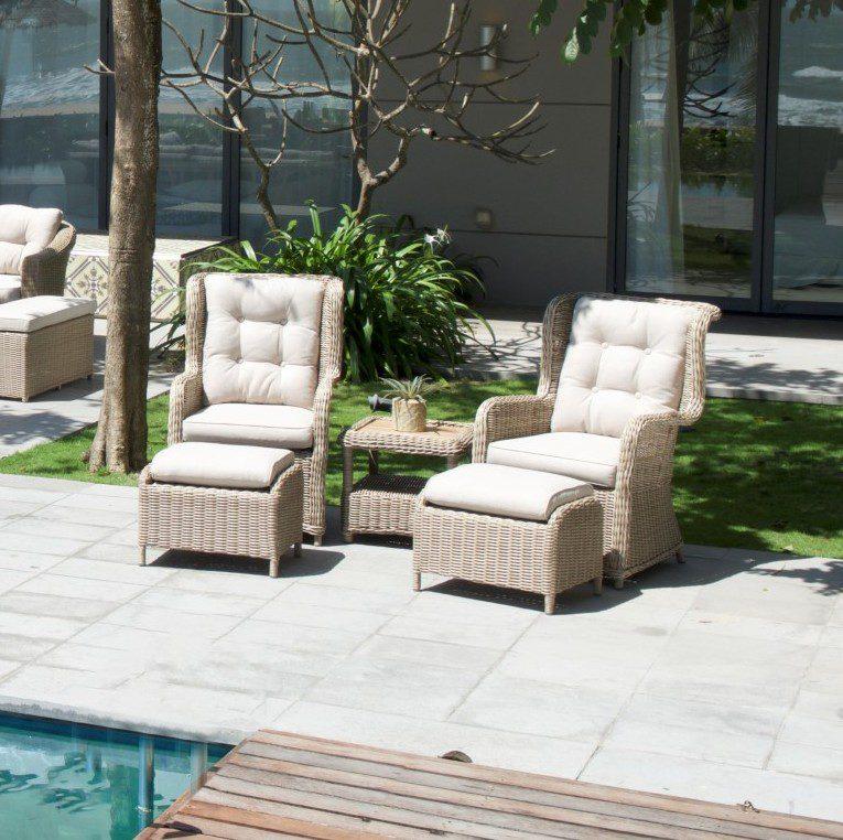 Lifestyle Garden Furniture Martinique Companion Set