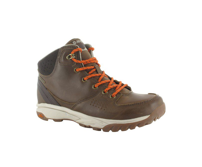 Hi-tec Wild-life womens shoe - brown