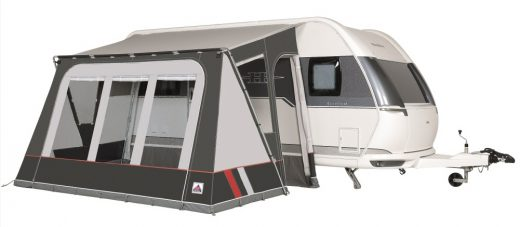 Dorema Mistral XL All Season Awning 2018