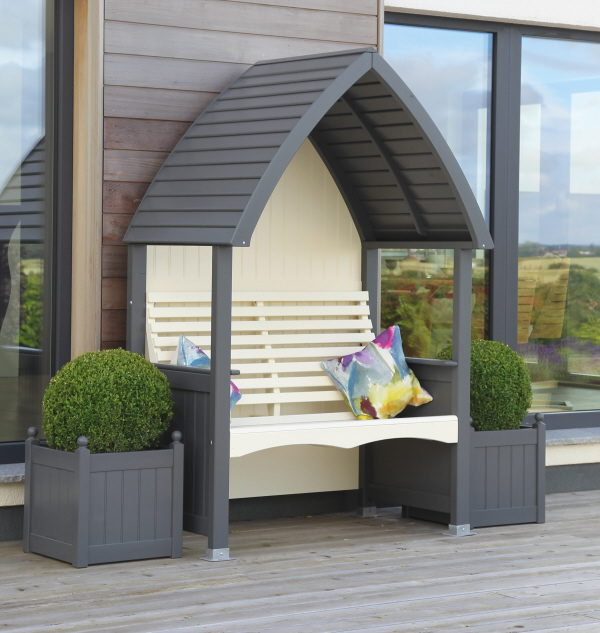 AFK Cottage Arbour