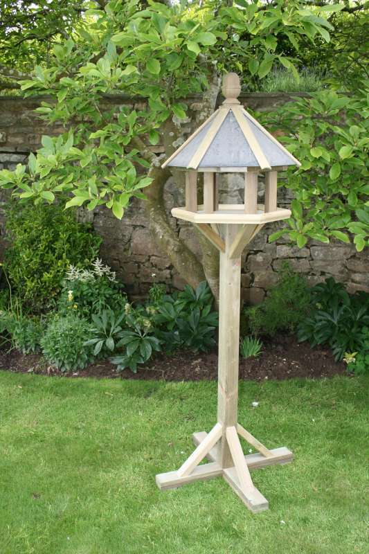 Hutton Windsor Slate Bird Table