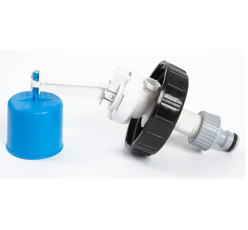 Aquaroll Mains Adaptor Kit ball valve