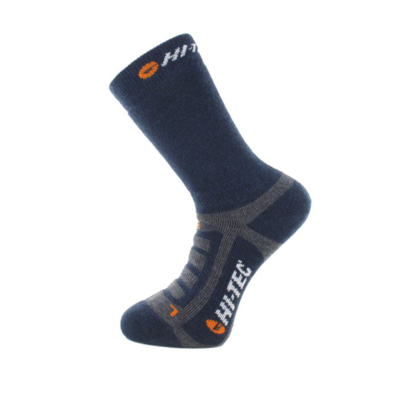 Hi-Tec Trek Midweight Socks - midnight