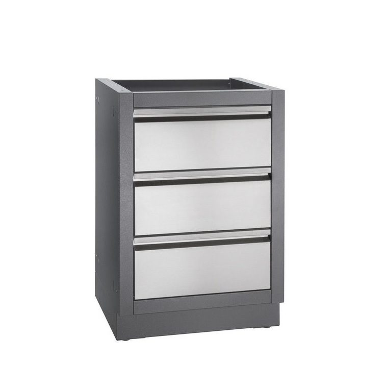 Napoleon Oasis 3 Drawer Cabinet