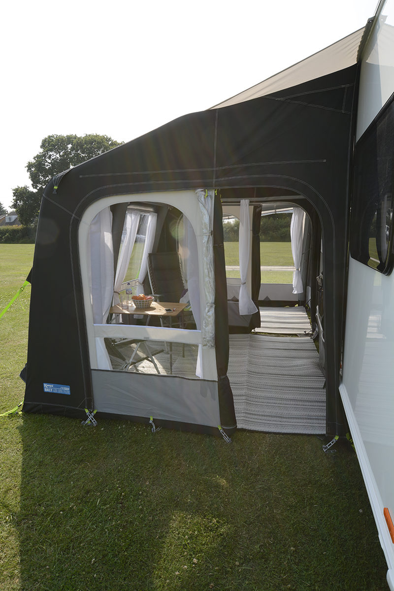 Kampa Rally Air Pro 260 Plus 7