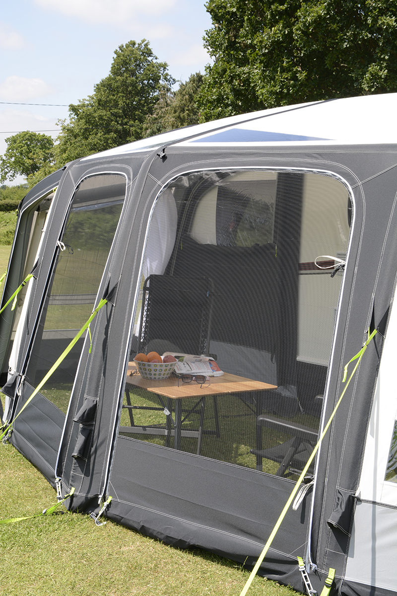 Kampa Frontier Air Pro 300 Awning 2018 16