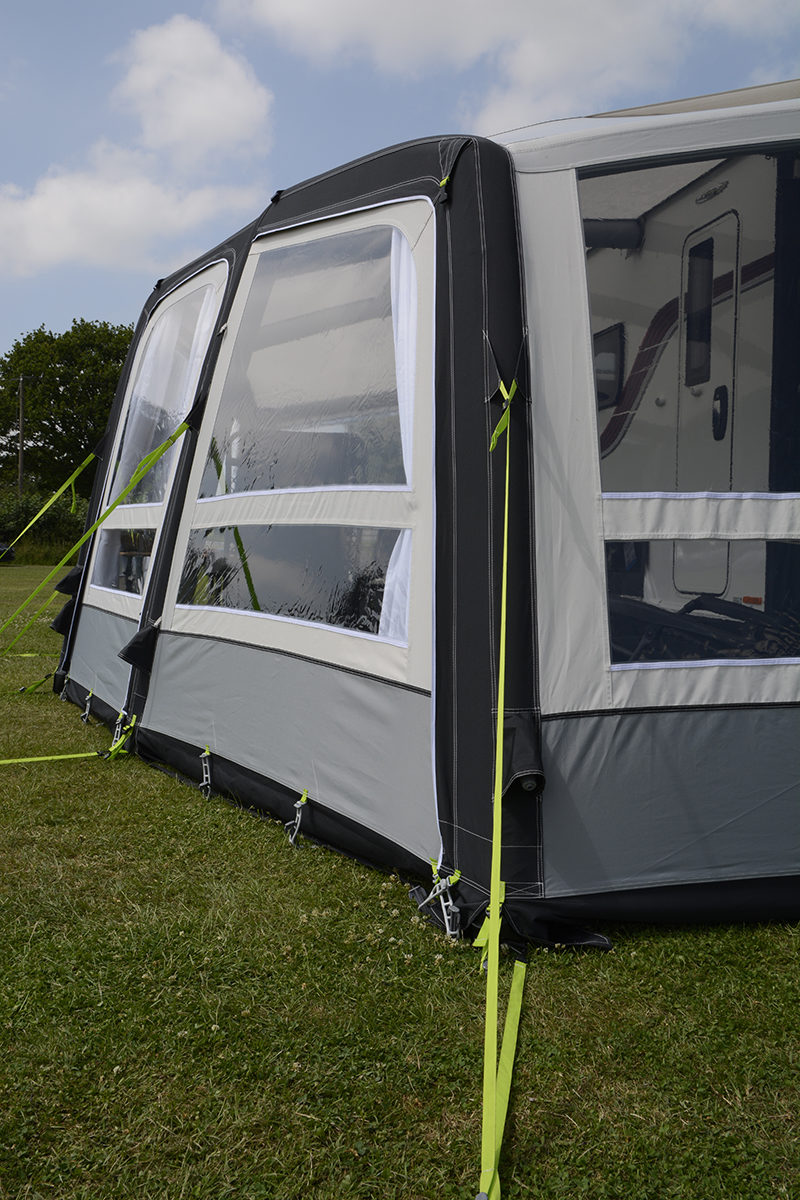 Kampa Frontier Air Pro 300 Awning 2018 6