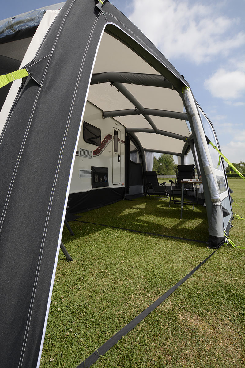 Kampa Frontier Air Pro 300 Awning 2018 8