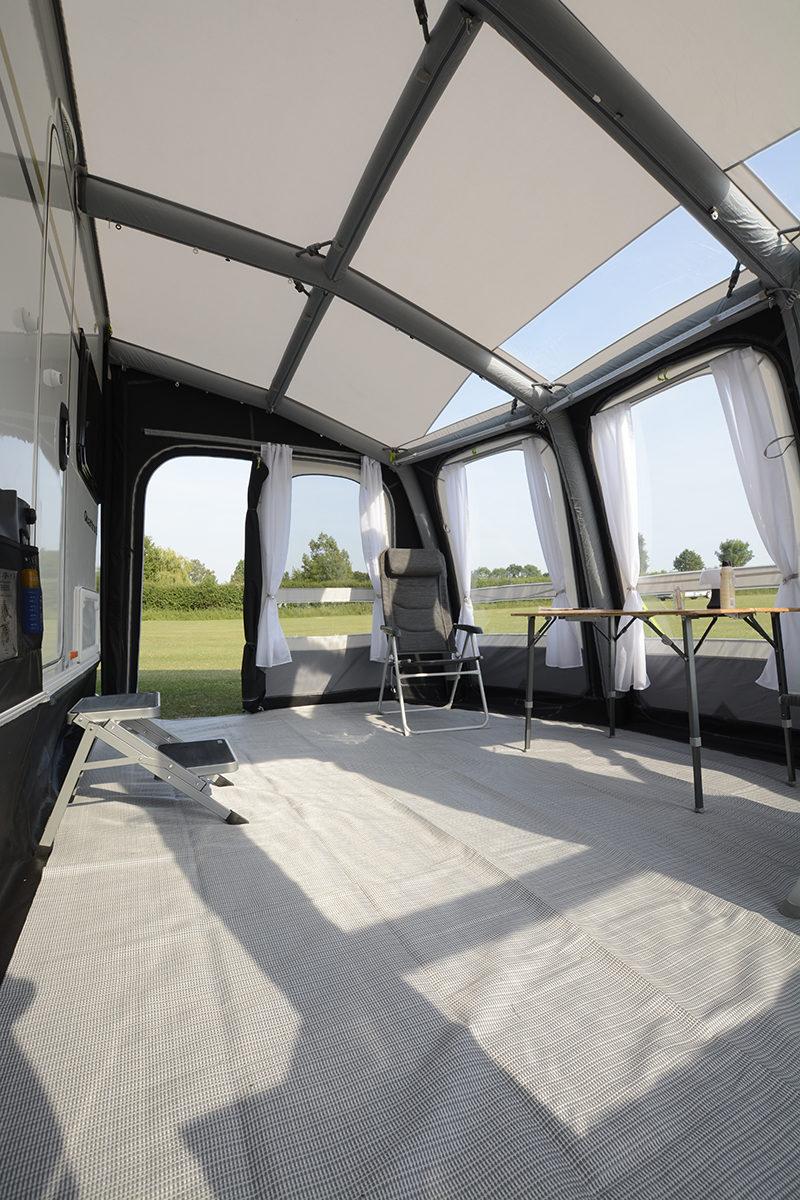 Kampa Ace Air Pro 400 Caravan Awning 2018 Caravan Awning