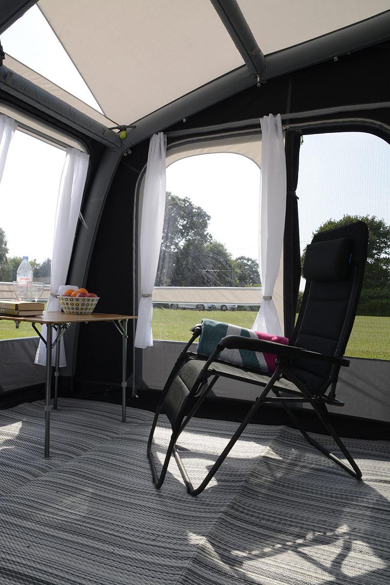 Kampa Rally Air Pro 260 Caravan Awning 2019 Caravan