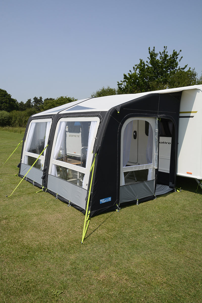 Kampa Rally Air Pro 390 Awning 2018 6