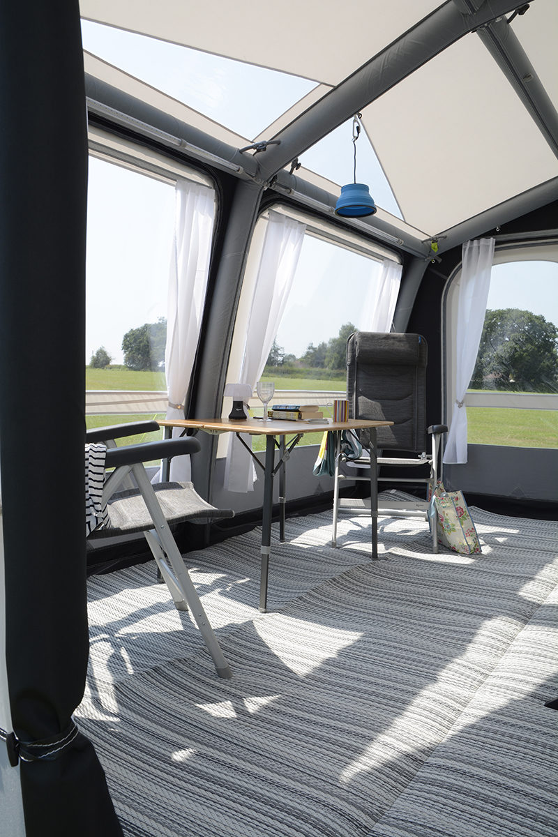 Kampa Rally Air Pro 390 Awning 2018 7