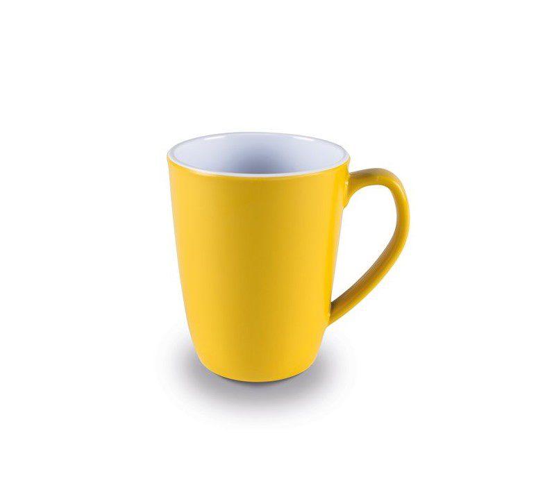 Kampa Heritage Mug Set - Dijon Mustard