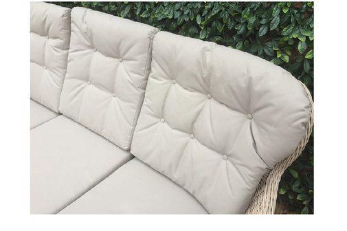 4 Seasons Outdoor Buckingham Modular Lounge Set Praia Weave