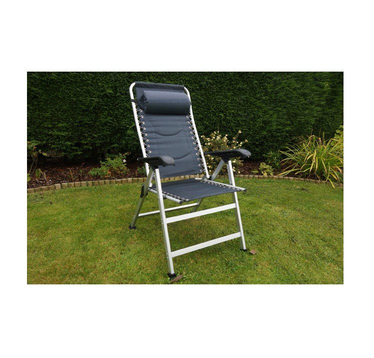 Leisurewize Amberley Relax Chair - Black