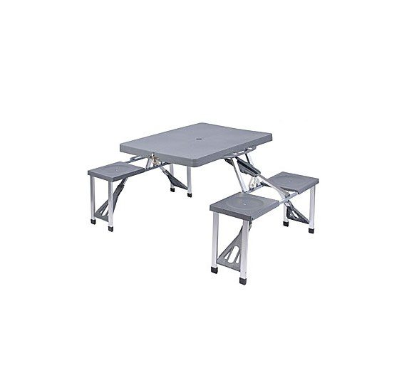 Redcliffs happy foldable camping table